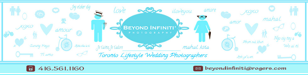 Beyond Infiniti Photography logo